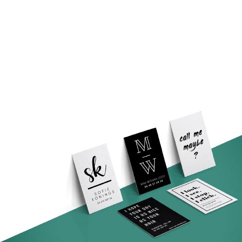 visitekaartjes 4
