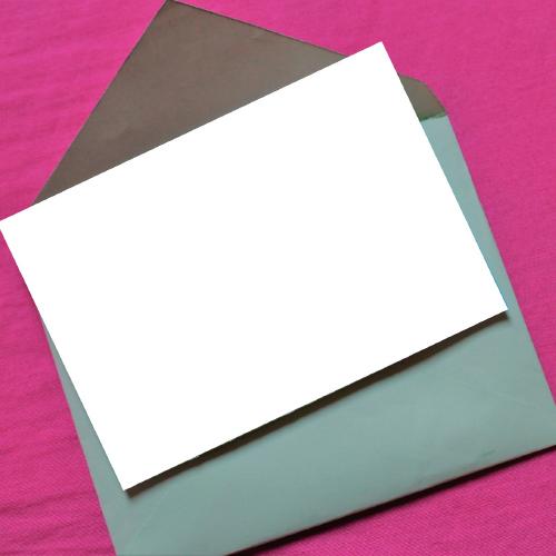 kaarten met envelop 2