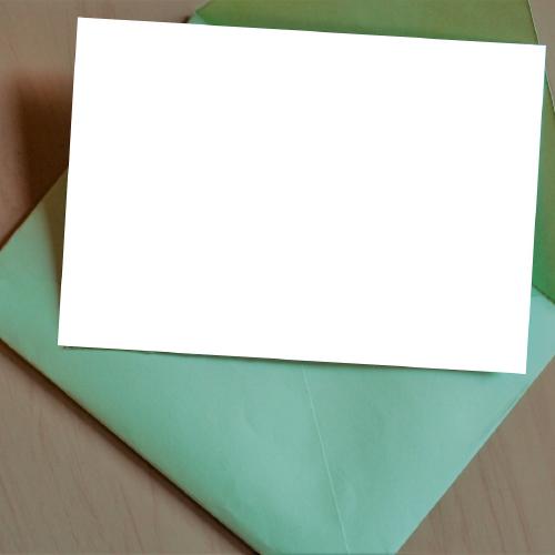 kaarten met envelop 3