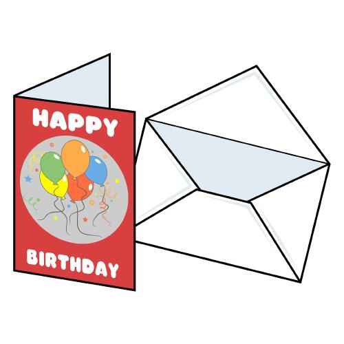 kaarten met envelop 4